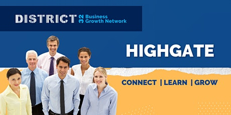 District32 Business Networking Perth – Highgate - Wed 17 Nov tickets