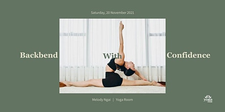 Backbend with Confidence | Melody Ngai tickets