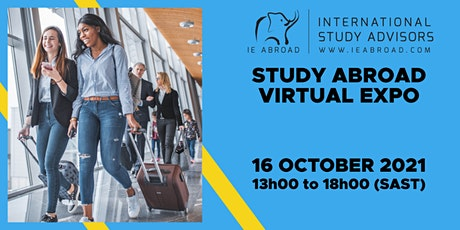 IE Abroad: Study Abroad Virtual Expo tickets