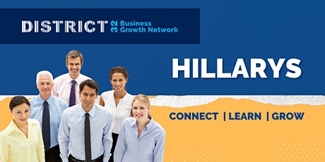 District32 Business Networking Lunch – Hillarys - Tue 23 Nov tickets