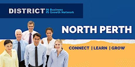 District32 Business Networking Perth – North Perth - Thu 25 Nov tickets