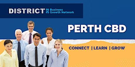 District32 Business Networking – Perth CBD - Fri  26 Nov tickets