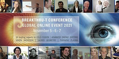 Breakthru-T online conference tickets