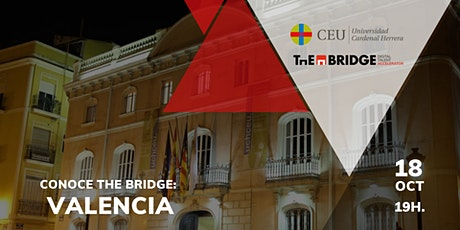 Conoce The Bridge Valencia entradas