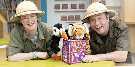 Animal Crackers with Sarah Webb and Alan Nolan: Citywide Read tickets