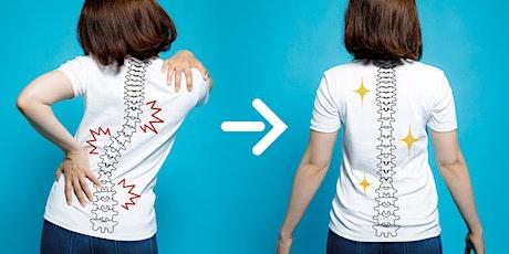 FREE Spine & Posture Health Day tickets