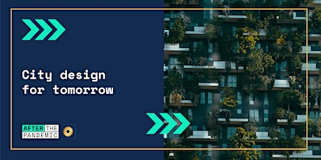 City Design for Tomorrow tickets