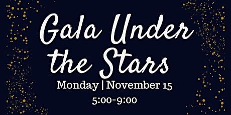 Gala Under The Stars tickets