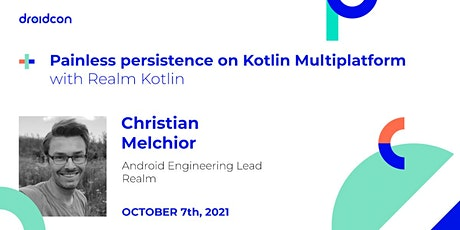 Painless persistence on Kotlin Multiplatform with Realm Kotlin tickets