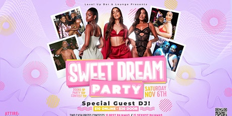 Sweet Dream Party tickets