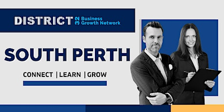 District32 Business Networking Perth – South Perth - Wed 01 Dec tickets