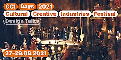CCI Days - Design Talks biglietti