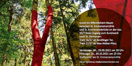 """Die Bäume zum Himmel"" - ""Trees to the Skies"" CLOSING - Please Register tickets"