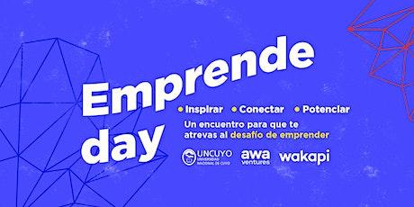 AWA Ventures | EMPRENDEDAY |  UNCuyo entradas