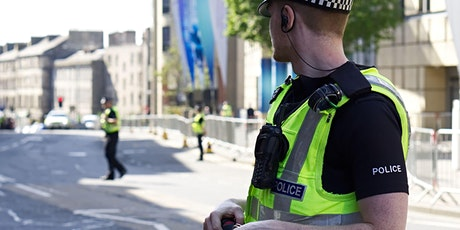 British Policing at an inflection point tickets