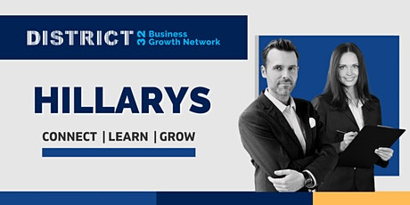 District32 Business Networking Lunch – Hillarys - Tue 07 Dec tickets