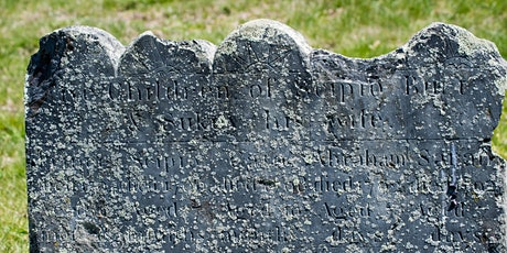 """""""Always Speak Kindly of the Dead"""": Walking Tour of the EAST Burial Ground tickets"""