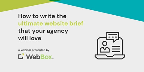 How to write the ultimate website brief that your agency will love tickets