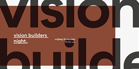 Vision Builders Night tickets