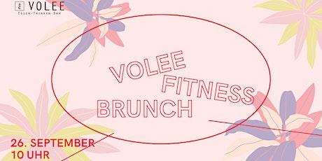 VOLEE Fitness Brunch tickets