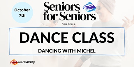 Dancing with Michel - Jive tickets