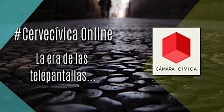 Cervecívica Online: La Era de las Telepantallas entradas
