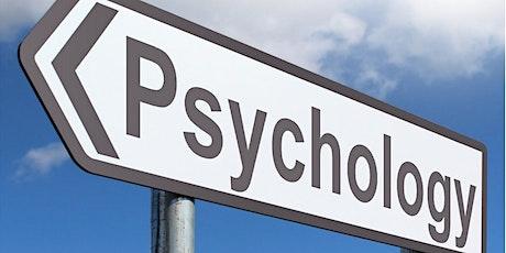 Psychology in 10 Weeks tickets