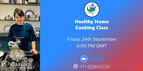 4Si Healthy Home Cooking Class tickets