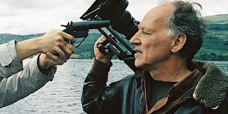 Masterclass de Werner Herzog entradas