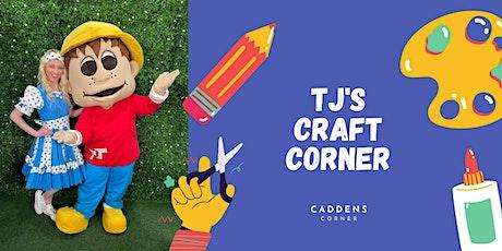 TJ's Craft Corner FREE Online Workshops billets