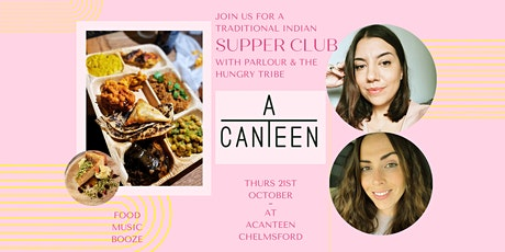Supper Club - Hosted by Parlour & The Hungry Tribe tickets