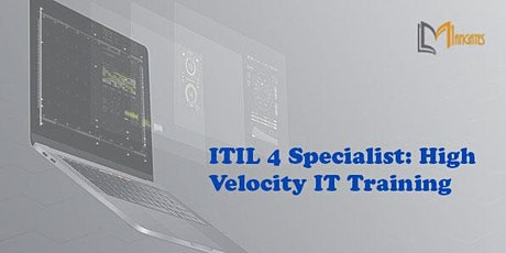 ITIL 4 Specialist: High Velocity IT 1 Day Training in Sherbrooke billets