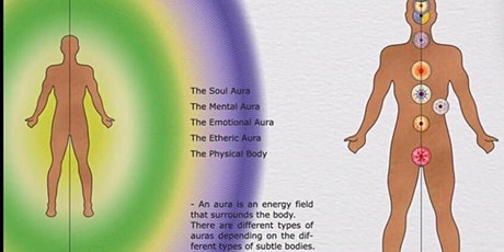 Aura Purtifying Workshop with Healing Oil, meditation and Singing Bowl tickets