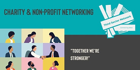 Charity & Non-Profit Networking - Focus on Marketing tickets