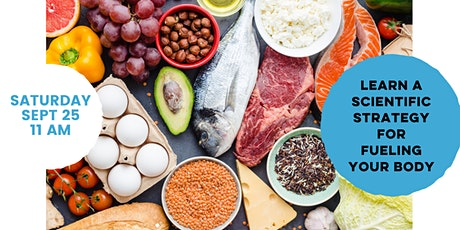 Nutrition Workshop- Scientific strategy for fueling your body tickets