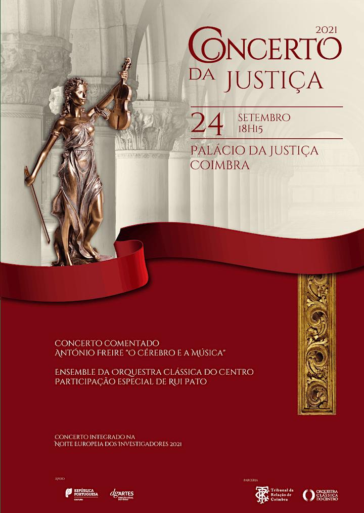 imagem Concertos da Justiça -  Coimbra