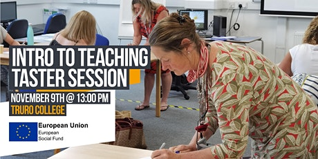 Introduction to Teaching Taster Session tickets