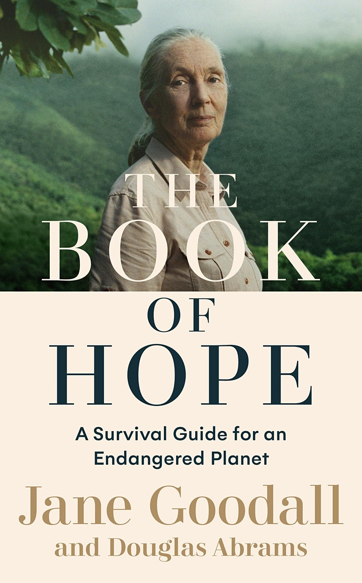 Jane Goodall - A Survival Guide for an Endangered Planet image
