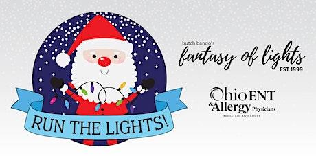SPONSOR & VENDOR REGISTRATION: Run the Lights 12/18/2021 tickets