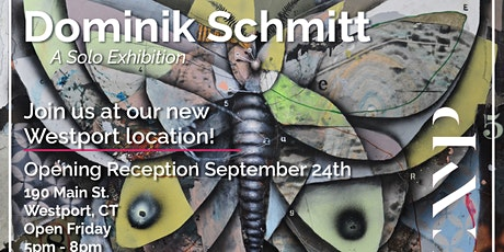 Exhibition Opening in Westport Featuring Dominik Schmitt tickets
