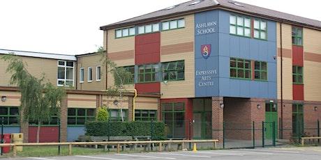Ashlawn School Open Evening tickets