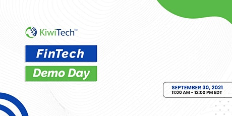 FinTech Demo Day tickets
