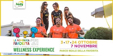 Palestre Body Studio Wellness Experience - 03 ottobre biglietti