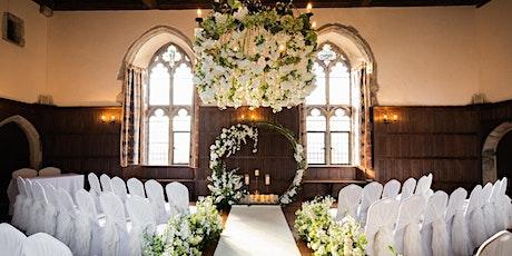 Lympne Castle Wedding Show tickets