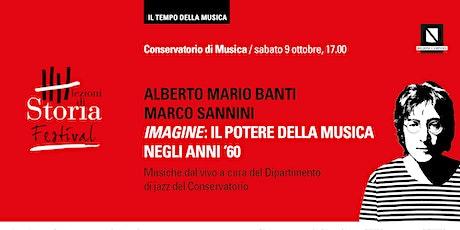 IMAGINE: IL POTERE DELLA MUSICA NEGLI ANNI '60 biglietti