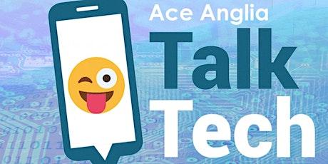 Talk Tech 3 Online tickets