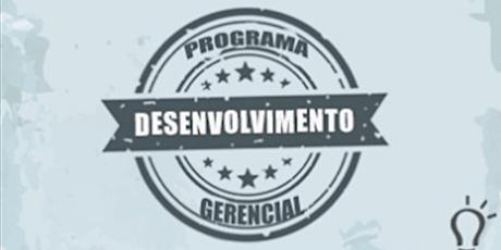 Programa de Desenvolvimento Gerencial -  Autoconhecimento ingressos
