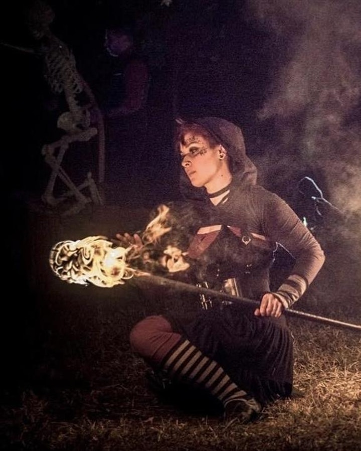 Sasha Graham's Spirited Away Psychic & Paranormal Night image