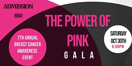 The Power of Pink Gala tickets