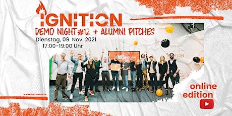 Ignition Demo Night #12 Tickets